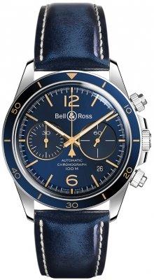Bell & Ross BR V2-94 BRV294-BU-G-ST/SCA watch