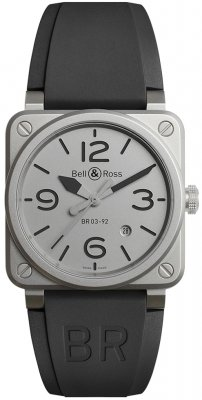 Bell & Ross BR03-92 Automatic 42mm BR0392-GBL-ST/SRB watch
