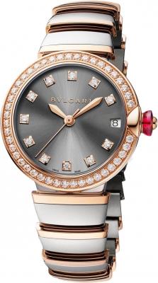 Bulgari Lucea Automatic 33mm 103029 watch