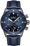 Blancpain Fifty Fathoms Bathyscaphe Flyback Chronograph 43mm 5200-0240-52a watch