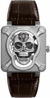 Bell & Ross BR01 Laughing Skull BR01-SKULL-SK-LGD watch