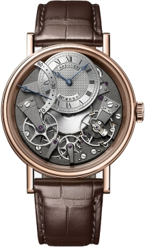 Breguet Tradition Automatic Retrograde Seconds 40mm 7097br/g1/9wu watch