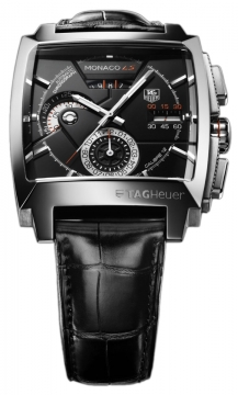 Tag Heuer Monaco LS Chronograph Mens watch, model number - CAL2110.fc6257, discount price of £5,412.00 from The Watch Source