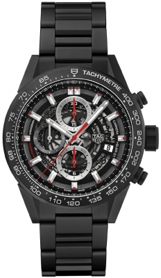 Tag Heuer Carrera Caliber Heuer 01 Skeleton 43mm car2090.bh0729