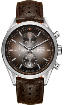Tag Heuer Carrera Calibre 1887 Automatic Chronograph 41mm Mens watch, model number - car2112.fc6267, discount price of £3,565.00 from The Watch Source