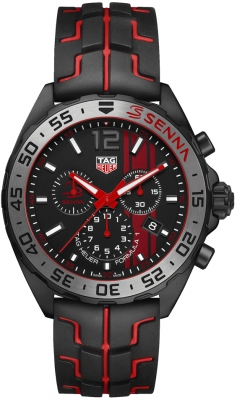 Buy this new Tag Heuer Senna Special Editions caz1019.ft8027 mens watch for the discount price of £1,190.00. UK Retailer.