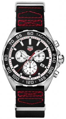 Buy this new Tag Heuer Formula 1 Chronograph caz101e.fc8228 mens watch for the discount price of £935.00. UK Retailer.