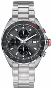 Buy this new Tag Heuer Formula 1 Automatic Chronograph caz2012.ba0876 mens watch for the discount price of £1,955.00. UK Retailer.