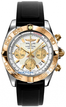 Breitling Chronomat 44 Mens watch, model number - CB011012/a696-1pro2d, discount price of £6,900.00 from The Watch Source