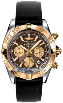 Breitling Chronomat 44 Mens watch, model number - CB011012/q576-1pro2d, discount price of £6,900.00 from The Watch Source