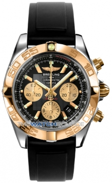Breitling Chronomat 44 Mens watch, model number - CB011012/b968-1pro2d, discount price of £6,900.00 from The Watch Source