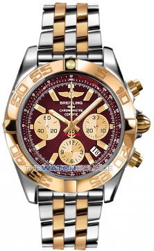 Breitling Chronomat 44 Mens watch, model number - CB011012/k524-tt, discount price of £8,940.00 from The Watch Source