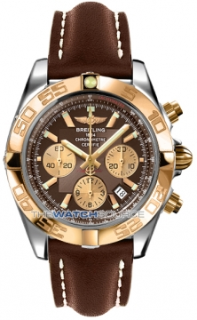 Breitling Chronomat 44 Mens watch, model number - CB011012/q576-2ld, discount price of £6,900.00 from The Watch Source