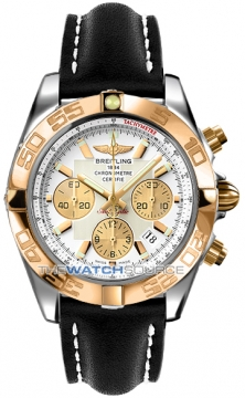 Breitling Chronomat 44 Mens watch, model number - CB011012/a696-1ld, discount price of £6,900.00 from The Watch Source