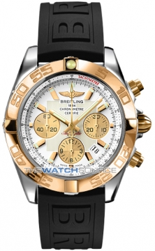 Breitling Chronomat 44 Mens watch, model number - CB011012/a696-1pro3d, discount price of £6,900.00 from The Watch Source