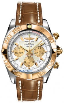 Breitling Chronomat 44 Mens watch, model number - CB011012/a696-2CD, discount price of £7,160.00 from The Watch Source