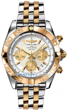 Breitling Chronomat 44 Mens watch, model number - CB011012/a696-tt, discount price of £8,750.00 from The Watch Source