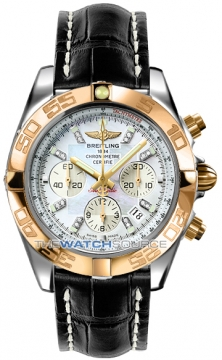 Breitling Chronomat 44 Mens watch, model number - CB011012/a698-1ct, discount price of £8,820.00 from The Watch Source