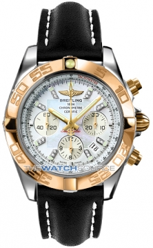 Breitling Chronomat 44 Mens watch, model number - CB011012/a698-1ld, discount price of £8,720.00 from The Watch Source