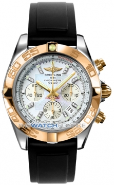 Breitling Chronomat 44 Mens watch, model number - CB011012/a698-1pro2d, discount price of £8,700.00 from The Watch Source