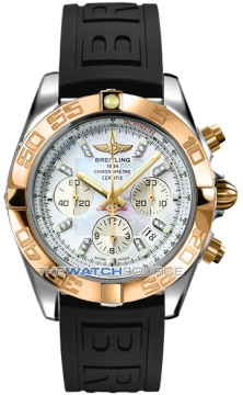 Breitling Chronomat 44 Mens watch, model number - CB011012/a698-1pro3t, discount price of £8,500.00 from The Watch Source