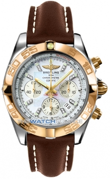 Breitling Chronomat 44 Mens watch, model number - CB011012/a698-2lt, discount price of £8,540.00 from The Watch Source