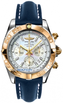 Breitling Chronomat 44 Mens watch, model number - CB011012/a698-3lt, discount price of £8,540.00 from The Watch Source