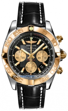 Breitling Chronomat 44 Mens watch, model number - CB011012/b968-1CD, discount price of £7,160.00 from The Watch Source