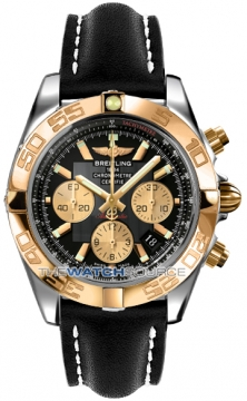 Breitling Chronomat 44 Mens watch, model number - CB011012/b968-1lt, discount price of £6,770.00 from The Watch Source
