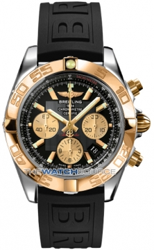 Breitling Chronomat 44 Mens watch, model number - CB011012/b968-1pro3d, discount price of £6,900.00 from The Watch Source