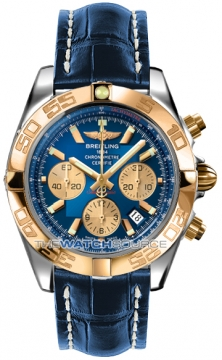Breitling Chronomat 44 Mens watch, model number - CB011012/c790-3cd, discount price of £7,180.00 from The Watch Source
