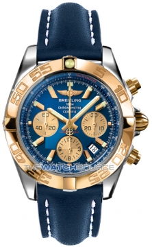 Breitling Chronomat 44 Mens watch, model number - CB011012/c790-3ld, discount price of £6,900.00 from The Watch Source