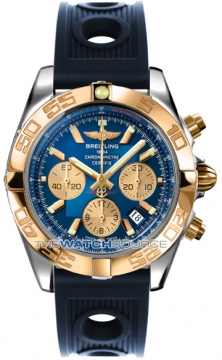 Breitling Chronomat 44 Mens watch, model number - CB011012/c790-3or, discount price of £6,900.00 from The Watch Source