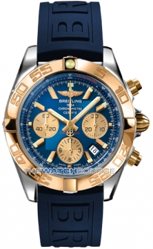 Breitling Chronomat 44 Mens watch, model number - CB011012/c790-3pro3d, discount price of £6,900.00 from The Watch Source