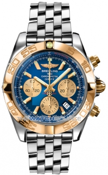 Breitling Chronomat 44 Mens watch, model number - CB011012/c790-ss, discount price of £7,530.00 from The Watch Source