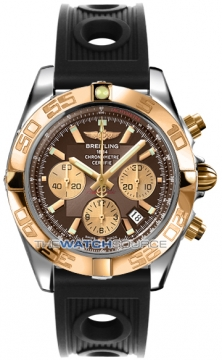 Breitling Chronomat 44 Mens watch, model number - CB011012/q576-1or, discount price of £6,900.00 from The Watch Source