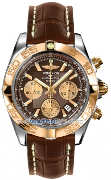 Breitling Chronomat 44 Mens watch, model number - CB011012/q576-2ct, discount price of £6,990.00 from The Watch Source