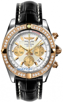 Breitling Chronomat 44 Mens watch, model number - CB011053/a696-1cd, discount price of £11,200.00 from The Watch Source