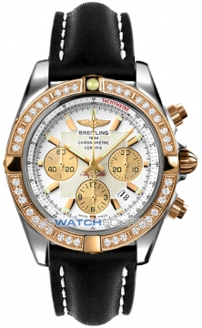 Breitling Chronomat 44 Mens watch, model number - CB011053/a696-1ld, discount price of £10,980.00 from The Watch Source