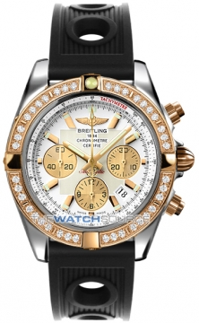 Breitling Chronomat 44 Mens watch, model number - CB011053/a696-1or, discount price of £10,980.00 from The Watch Source