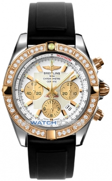 Breitling Chronomat 44 Mens watch, model number - CB011053/a696-1pro2d, discount price of £10,960.00 from The Watch Source