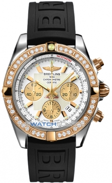 Breitling Chronomat 44 Mens watch, model number - CB011053/a696-1pro3d, discount price of £10,980.00 from The Watch Source