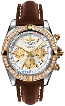 Breitling Chronomat 44 Mens watch, model number - CB011053/a696-2lt, discount price of £10,810.00 from The Watch Source