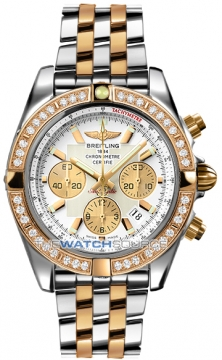 Breitling Chronomat 44 Mens watch, model number - CB011053/a696-tt, discount price of £12,800.00 from The Watch Source