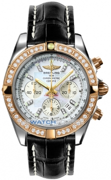 Breitling Chronomat 44 Mens watch, model number - CB011053/a698-1cd, discount price of £13,020.00 from The Watch Source