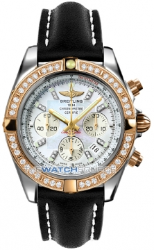 Breitling Chronomat 44 Mens watch, model number - CB011053/a698-1ld, discount price of £12,750.00 from The Watch Source