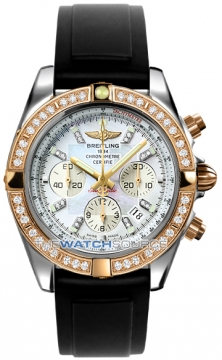 Breitling Chronomat 44 Mens watch, model number - CB011053/a698-1pro2t, discount price of £12,550.00 from The Watch Source