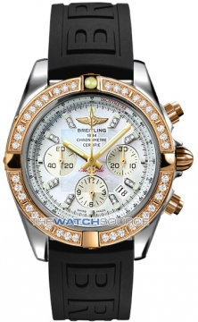 Breitling Chronomat 44 Mens watch, model number - CB011053/a698-1pro3t, discount price of £12,580.00 from The Watch Source