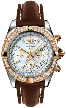 Breitling Chronomat 44 Mens watch, model number - CB011053/a698-2lt, discount price of £12,620.00 from The Watch Source