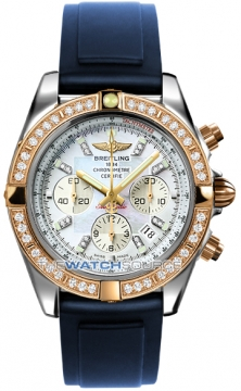 Breitling Chronomat 44 Mens watch, model number - CB011053/a698-3pro2d, discount price of £12,760.00 from The Watch Source